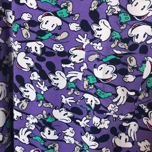 2XL Mickey Mouse Lularoe Carly Disney Collection